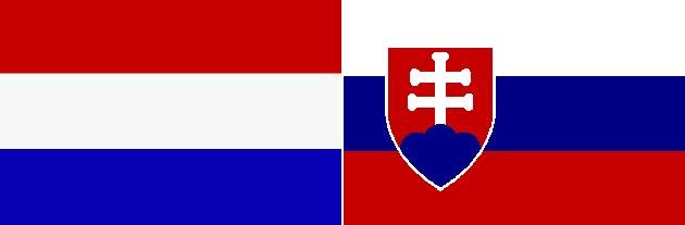 Niederlande Slowakei