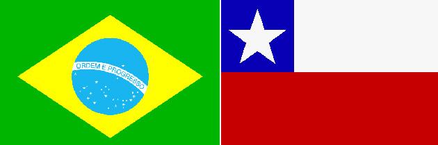 Brasilien Chile