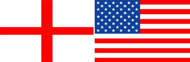 England gegen USA