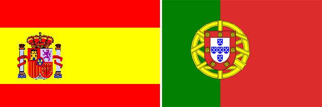 Spanien - Portugal