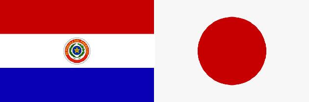 Paraguay - Japan