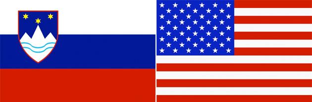 Slowenien gegen USA