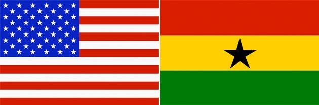 USA gegen Ghana
